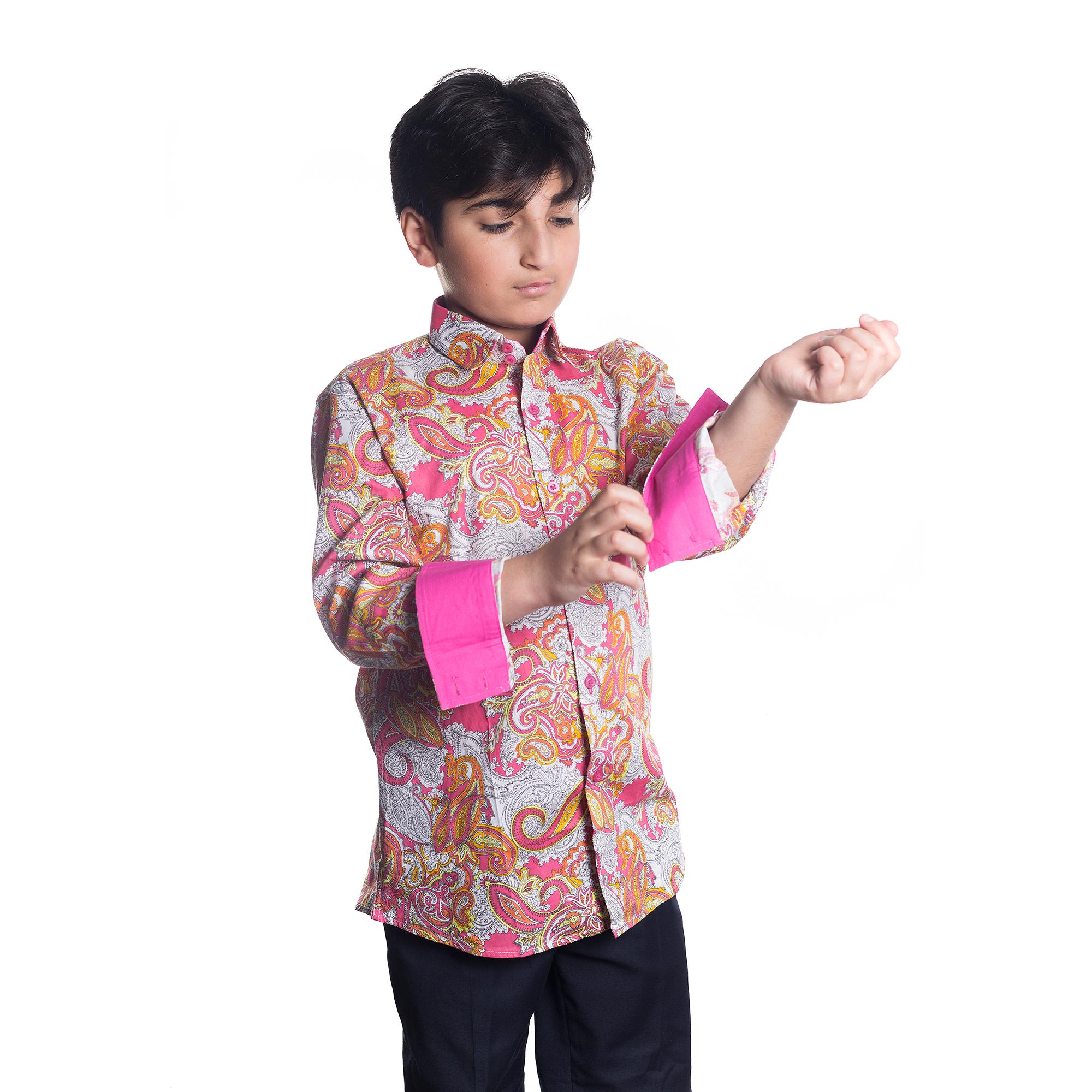Paisley Boys Shirts / Button Down EBSH134B
