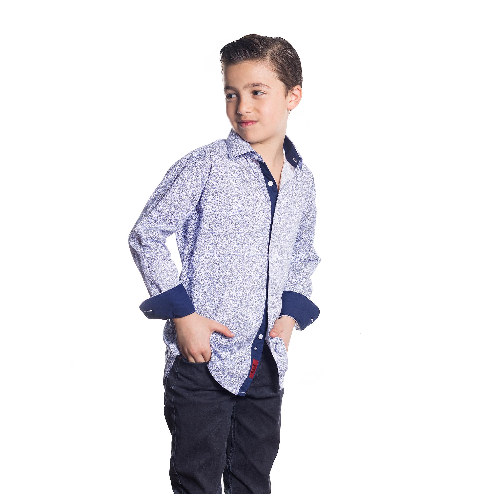 Paisley Boys Shirts / Button Down EBSH147B