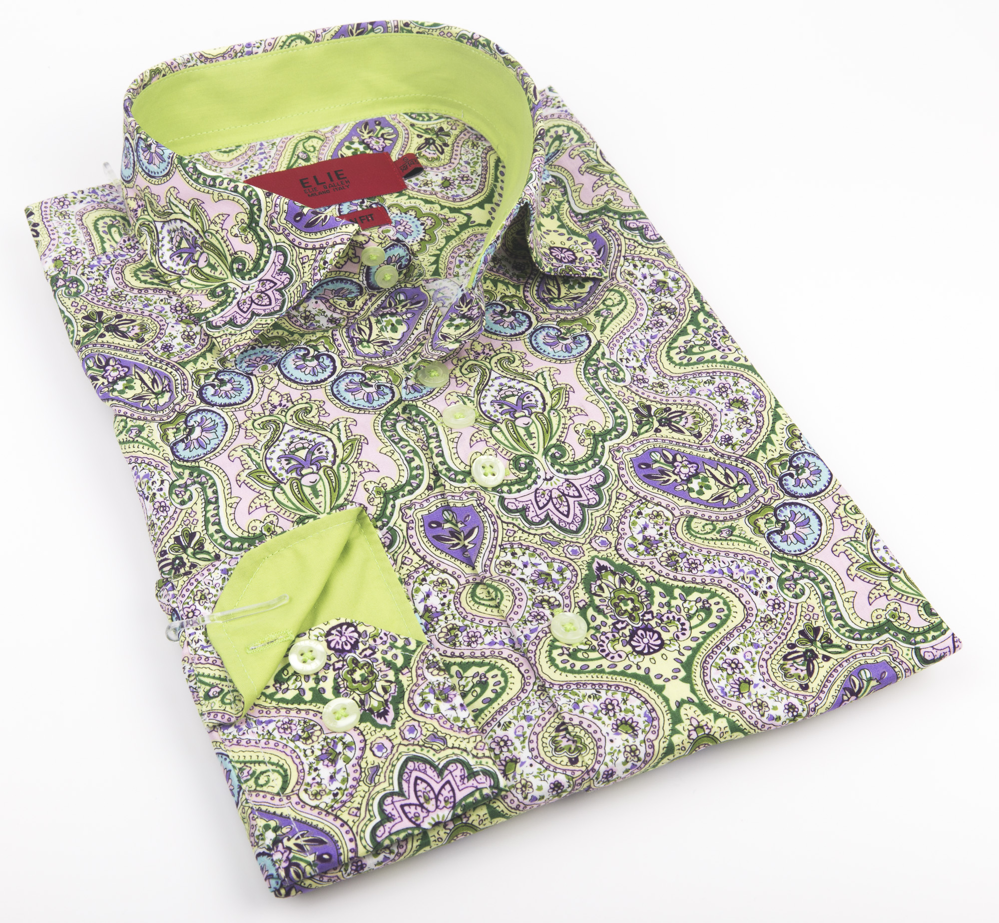 Paisley Boys Shirts / Button Down EBSH153B