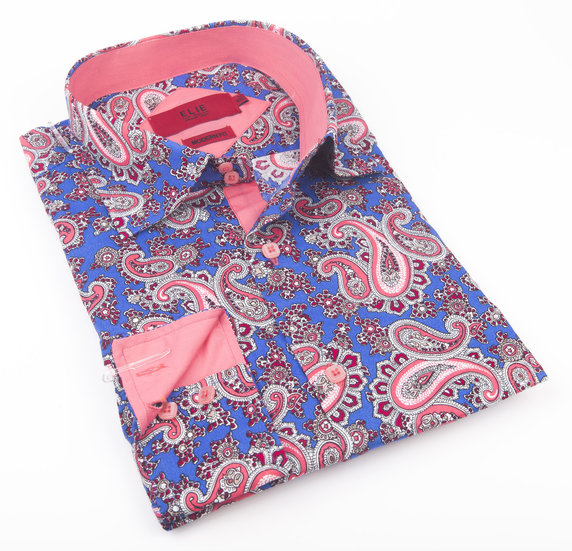 Paisley Boys Shirts / Button Down EBSH186B
