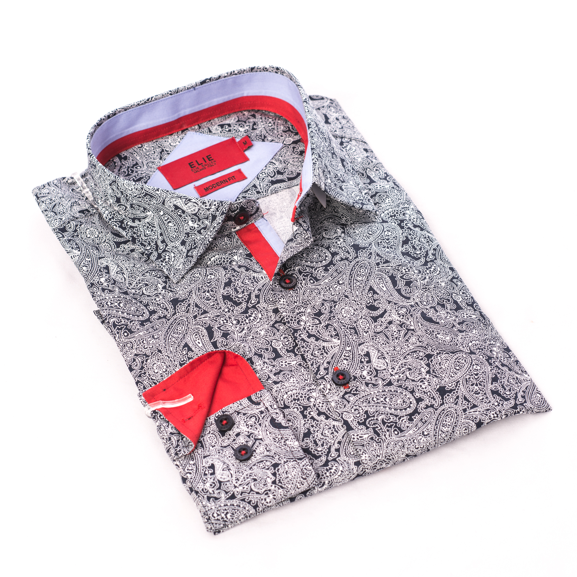 Paisley Boys Shirts / Button Down EBSH246B