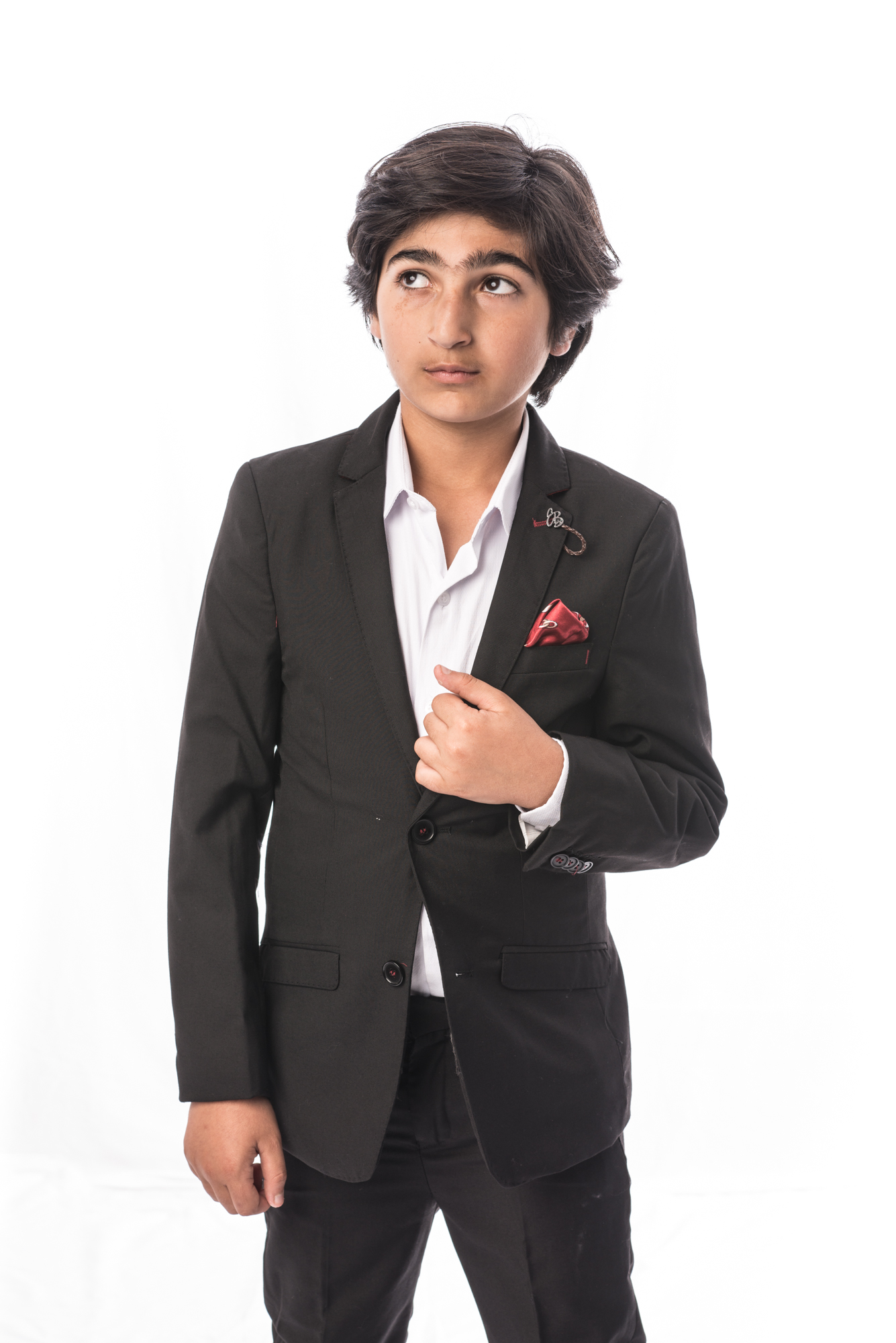 Solid Boys Suits EBSW1697B