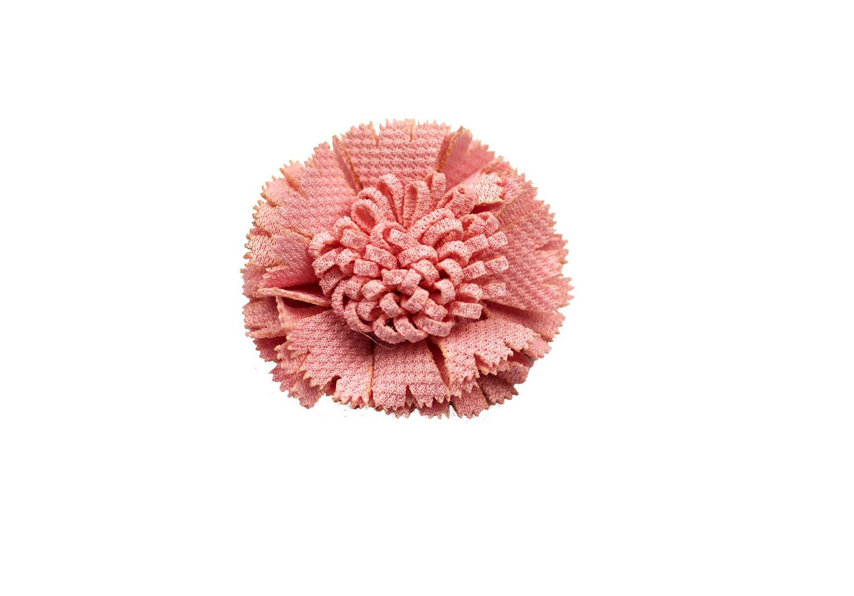 Pink Boys Flower Lapel Pin EBFP12-5B