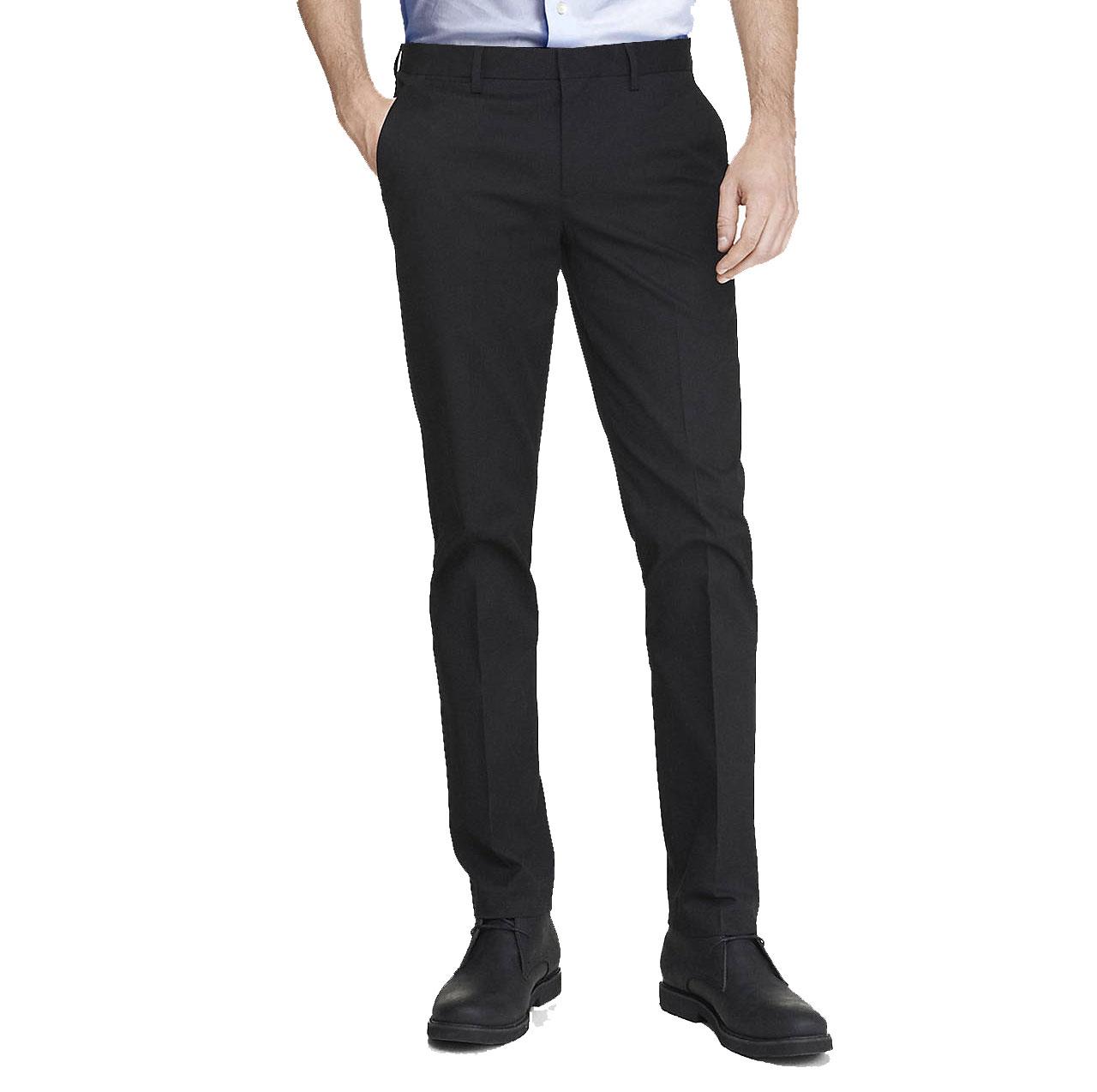 Solid Dress Men Pants / Slacks EBPS151M