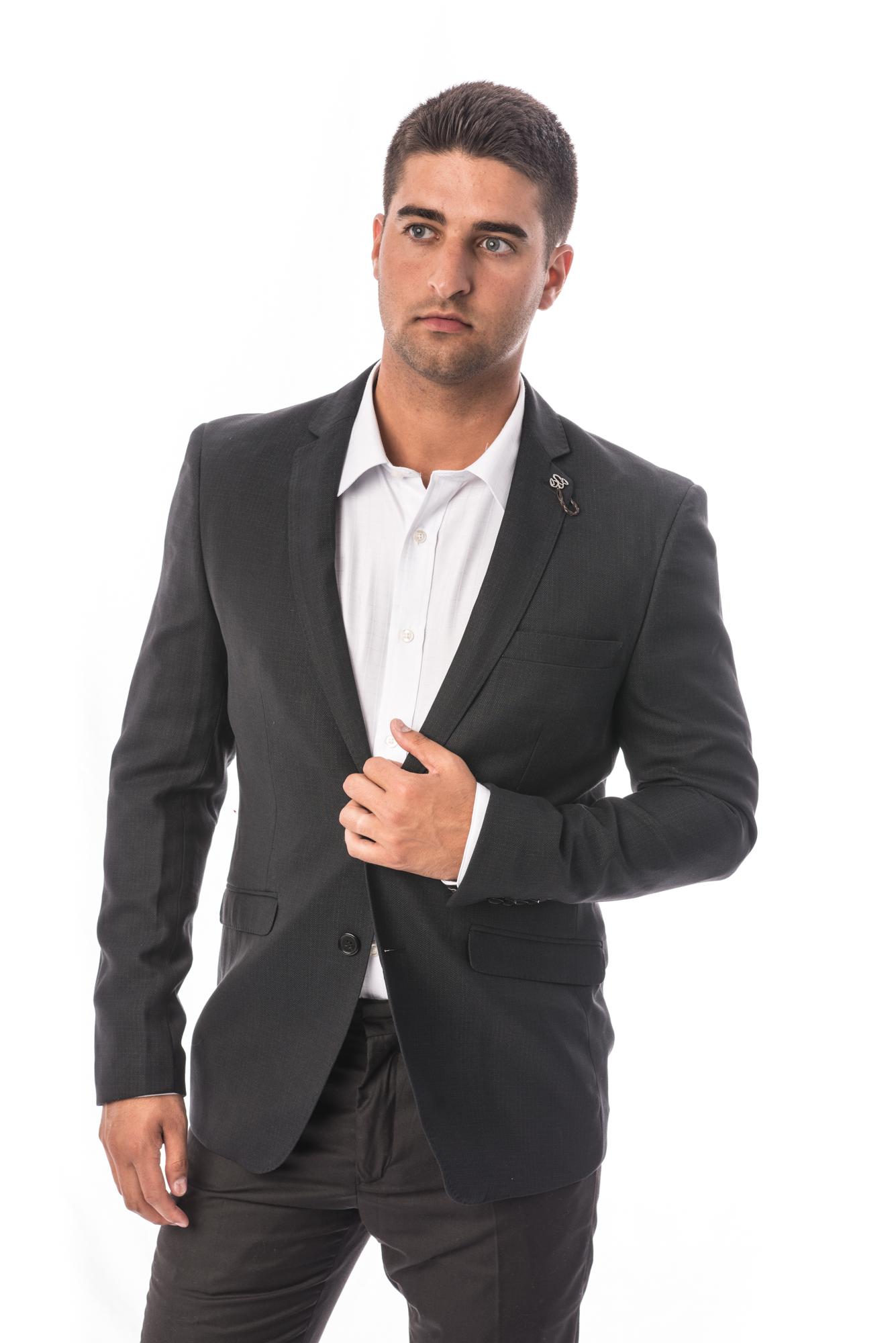 Patterned Men Suits EBSW1694M